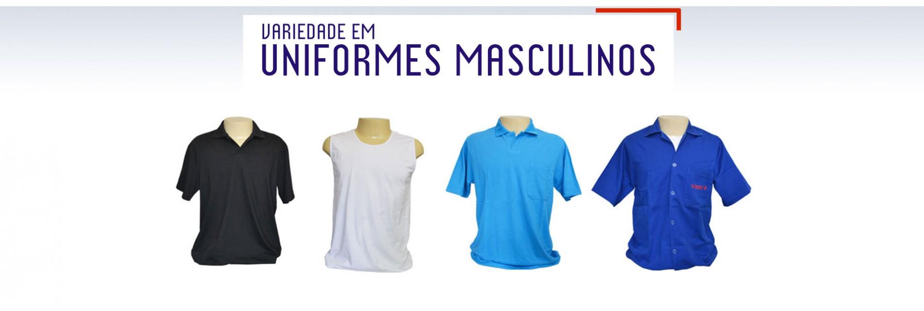 Uniformes Masculinos